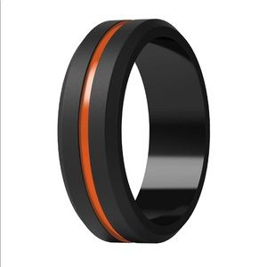 ThunderFit Silicone Rings for Men - 15 Rings